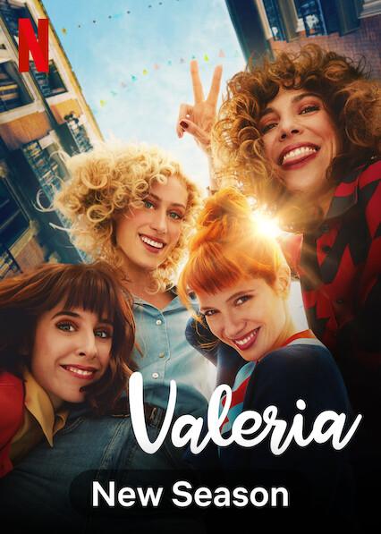Valeria on Netflix UK